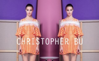 Christopher Bu - 2014春夏