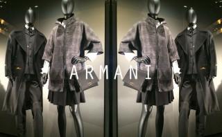 2014秋冬Armani零售分析Ⅰ