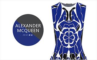 Alexander Mcqueen - 2015春游