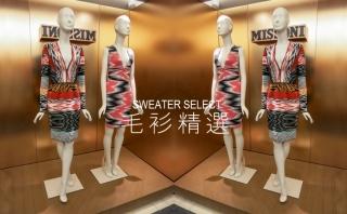 2015初秋毛衫精選零售分析