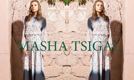 Masha Tsigal - 2015早春