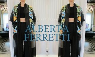 Alberta Ferretti - 2017春夏订货会
