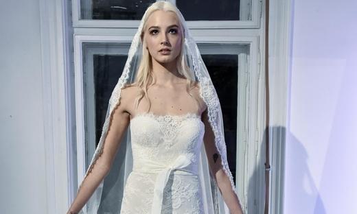 2017春夏婚紗[Ines Jankovi?]貝爾格萊德時裝發布會