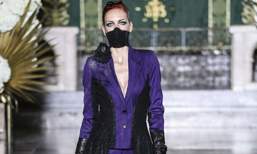 2017秋冬高定[Eymeric Francois]巴黎时装发布会