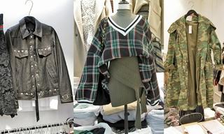 格紋|拉鏈|釘珠:韓國東大門初秋零售分析