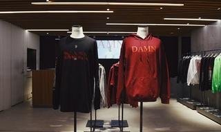 "Kendrick Lamar 带来 ""Damn."" 东京期间限定店&Exile Naoto 片冈直人主理 Studio Seven 期间限定店"