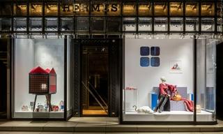 Hermès - 东京银座爱马仕橱窗全新主题亮相