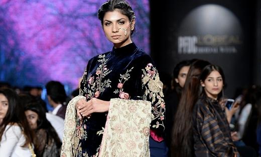 2018春夏婚紗[Jeem]巴基斯坦時裝發布會