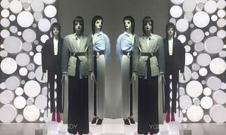 【櫥窗】櫥窗模特穿得好,進店率高到爆棚
