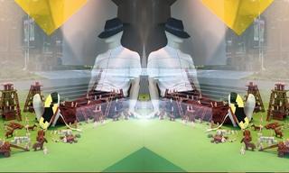 【櫥窗】Hermès:戲劇空間&Isetan的新裝