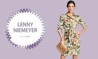 Lenny Niemeyer - 丛林中的遇见(2019春夏)