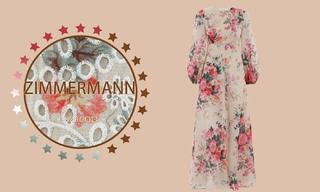 Zimmermann - 慶祝新店開業系列(2018春夏)