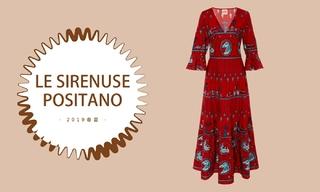 Le Sirenuse Positano - 融入艺术家的世界(2019春夏 预售款)