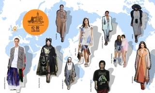 伦敦:品牌推荐(2019春夏)