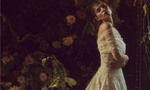 2019秋冬婚紗[Bliss Monique Lhuillier]紐約時裝發布會