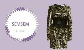 Semsem - 风格的转变(2019春夏预售款)