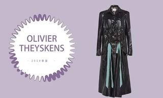 Olivier Theyskens - 哥特式浪漫(2019春夏预售款)