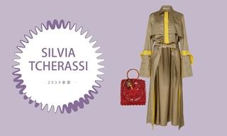 Silvia Tcherassi - 放慢脚步,享受生活(2019春夏 预售款)