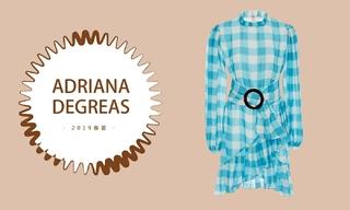 Adriana Degreas - 度假时光的小美好(2019春夏 预售款)