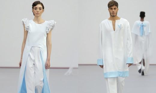 2019春夏婚纱[GMBYJE]马德里时装发布会
