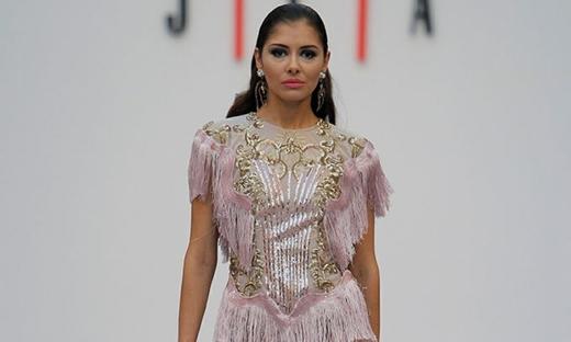 2019春夏婚紗[Juan Carlos Armas]馬德里時裝發布會