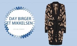 Day Birger et Mikkelsen -元素的多樣化( 2018/19秋冬)