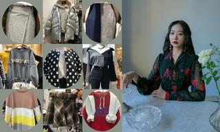 【韩国东大门】大衣|套装搭配|学院风背心