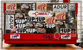 【潮闻快识】柏林涂鸦团队 1UP 携手创意视觉厂牌 MVM 打造主题展览&走进本地艺术插画家小克「Affordable Art Like」二次油画展