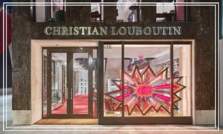 【精品店】Christian Louboutin精品店,与自然美感产生共鸣