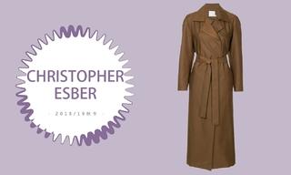 Christopher Esber - 90年代的艺术气息(2018/19秋冬)