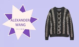 Alexander Wang - 我的美国梦(2019春夏)
