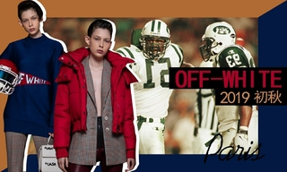 OFF-WHITE:Do You Cheer?(2019初秋)
