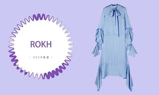 Rokh - 独特自由形式(2019春夏)