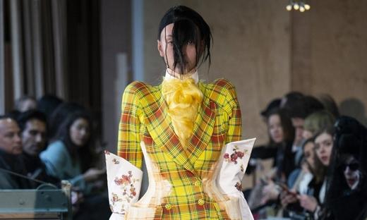 2019春夏高级定制[Aganovich]巴黎时装发布会