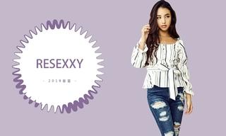Resexxy - 发现生活的每一面(2019春夏)