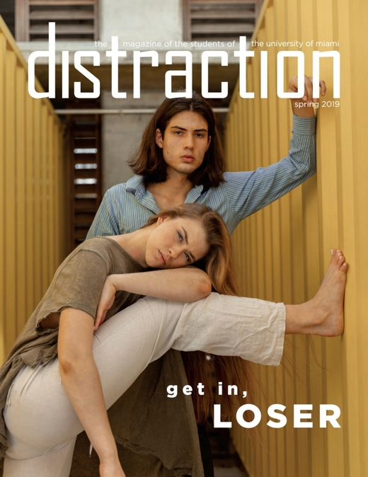 Distraction Magazine 美国 2019年3月