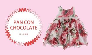 Pan con Chocolate-缤纷幻想曲(2019春夏)