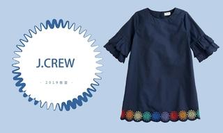 J.Crew-百变少女(2019春夏)