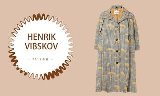 Henrik Vibskov - 倾听风的声音(2019春夏)