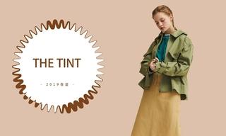 The Tint - 青春洋溢(2019春夏)