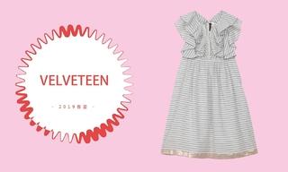 Velveteen-星光洒下的影子(2019春夏)