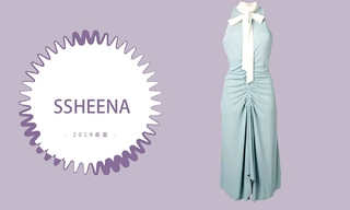 Ssheena-未来主义线条(2019春夏)