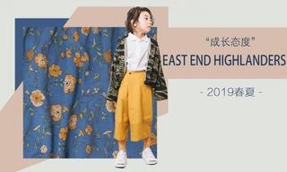 East End Highlanders-成长态度(2019春夏)