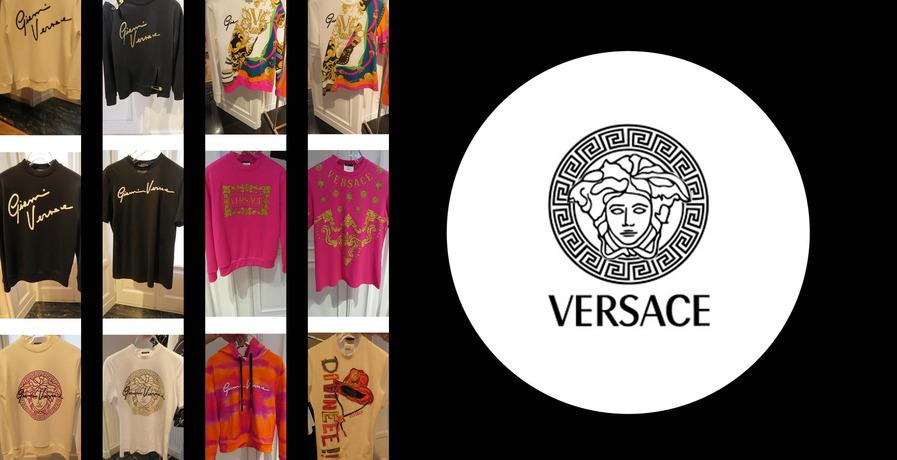 Gianni Versace - 2020春夏訂貨會 - 2020春夏訂貨會