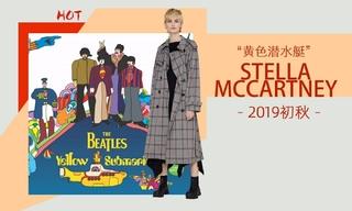 Stella Mccartney - 黄色潜水艇(2019初秋)