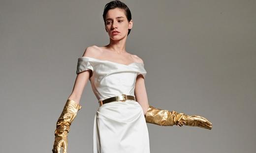 2020春夏婚纱[Vivienne Westwood]纽约时装发布会