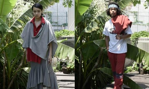2020春游[Facetasm]东京时装发布会