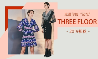 "Three Floor - 走進你的""記憶""(2019初秋)"