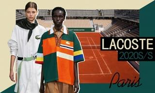 Lacoste:南法俱樂部少女(2020春夏)