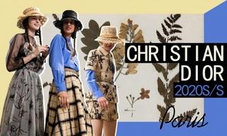 Christian Dior:Catherine Dior的花園(2020春夏)
